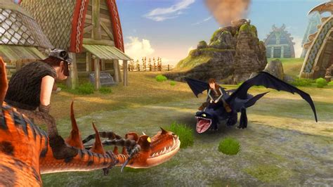 How To Train Your Dragon - Nintendo Wii - Games Torrents