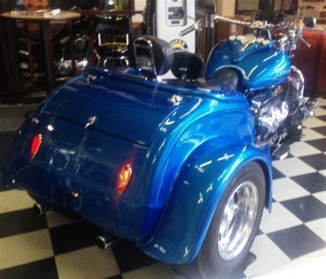 2006 Boss Hoss BHC-9 32 Roadster Trike Motorcycle From